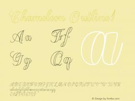 Chameleon Outline1 Version 1.000图片样张