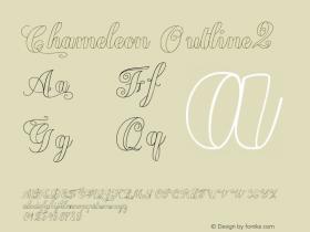 Chameleon Outline2 Version 1.000图片样张