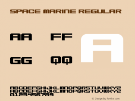 Space Marine Version 1.0图片样张