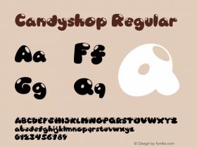 Candyshop Regular Version 1.000图片样张
