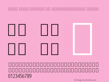 Noto Sans Arabic UI ExtraCondensed Light Version 2.000;GOOG;noto-source:20181019:f8f3770;ttfautohint (v1.8.2) Font Sample