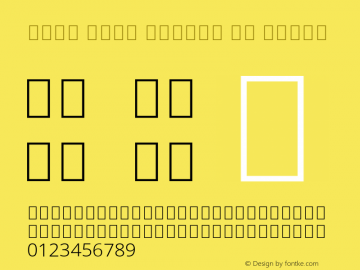 Noto Sans Arabic UI Light Version 2.000;GOOG;noto-source:20181019:f8f3770;ttfautohint (v1.8.2)图片样张