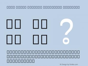 Noto Serif Myanmar Condensed SemiBold Version 2.001;GOOG;noto-source:20181019:f8f3770;ttfautohint (v1.8.2)图片样张