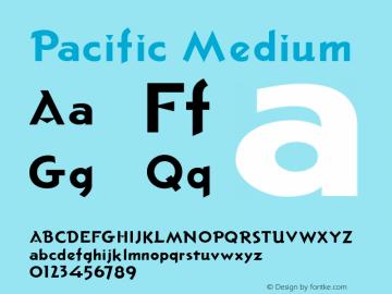 Pacific Medium 001.000图片样张