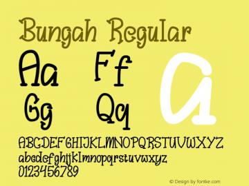 Bungah Version 1.00图片样张