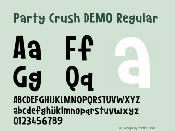 Party Crush DEMO Regular Version 1.000图片样张