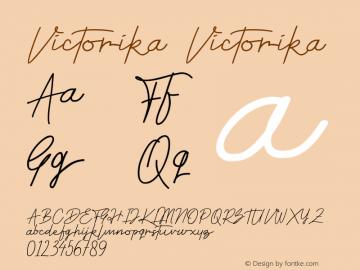 Victorika 1.000图片样张