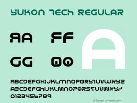 Yukon Tech Version 2.0; 2019图片样张