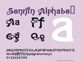 Sennin Alphabe