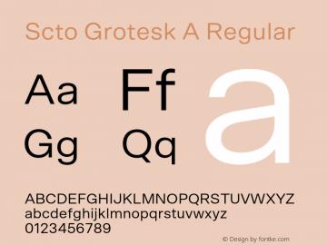 Scto Grotesk A Font Family|Scto Grotesk A-Uncategorized