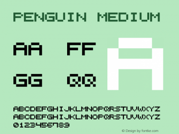 Penguin Medium