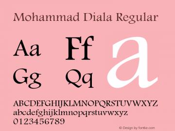 Mohammad Diala Mohammad Diala图片样张