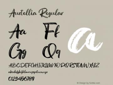 Austellia 图片样张