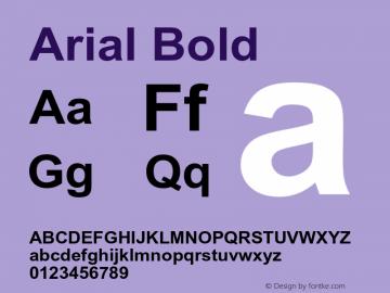 Arial-BoldMT Version 1.000;PS 001.001;hotconv 1.0.56图片样张