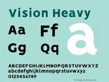 Vision Heavy Version 1.000图片样张