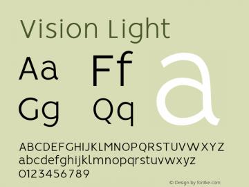 Vision Light Version 1.000图片样张