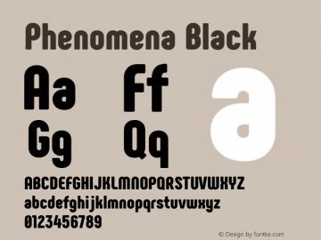 Phenomena Black Version 1.000图片样张