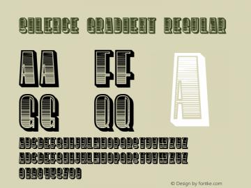 Silence Gradient Regular Version 1.000图片样张