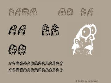 Faces Regular Version 1.000图片样张