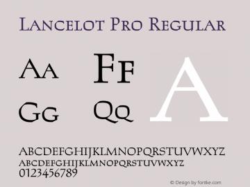LancelotPro Version 2.000 | wf-rip DC20130520图片样张