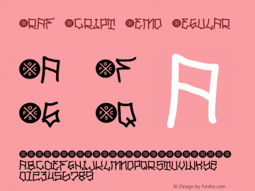 Graf Script Demo Version 1.003 June 11, 2019图片样张