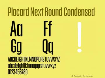 Placard Next Round Cn Version 1.00, build 21, s3图片样张