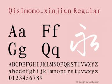 momo_xinjian Version 1.00图片样张