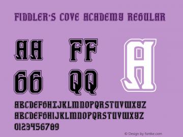 Fiddler's Cove Academy Regular Version 1.0; 2012圖片樣張