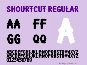 Shourtcut Version 1.000 Arendxstd图片样张