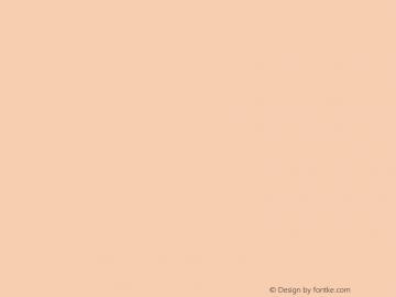 汉仪夏天的冰可乐简 1.0图片样张