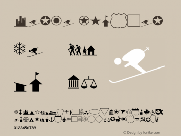Carta Regular 001.001 Font Sample