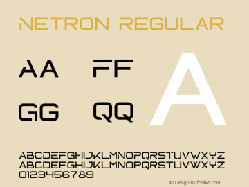 Netron Version 1.00;August 8, 2019;FontCreator 11.5.0.2427 32-bit图片样张