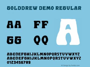 Golddrew (DEMO) 图片样张