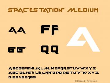 spacestation Version 001.000图片样张