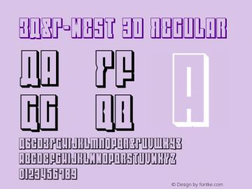 EAST-west 3D Version 1.2; 2014图片样张