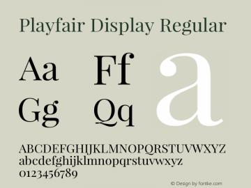 Playfair Display Version 1.004;PS 001.004;hotconv 1.0.70;makeotf.lib2.5.58329; ttfautohint (v0.96) -l 42 -r 42 -G 200 -x 14 -w