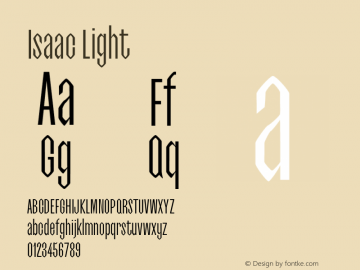 Isaac-Light 0.1.0图片样张
