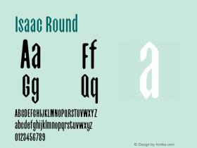 Isaac-Round 0.1.0图片样张