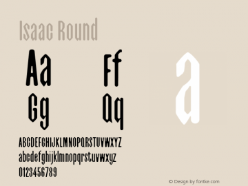 Isaac Round 0.1.0图片样张