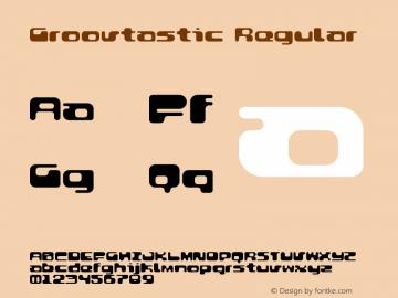 Groovtastic Regular Version 1.0图片样张