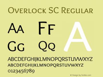Overlock SC Version 1.001图片样张