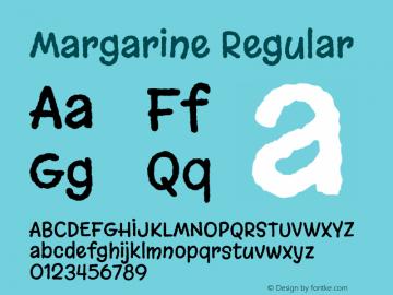 Margarine Version 1.000图片样张