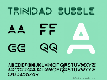 Trinidad-Bubble Version 1.000图片样张
