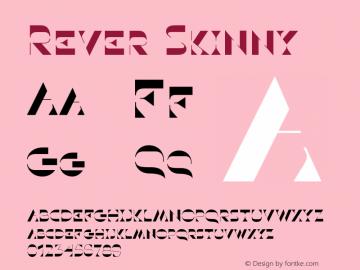 Rever Skinny Version 1.000图片样张