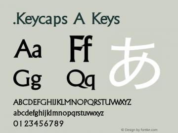 .Keycaps A Keys 10.5d29e15图片样张