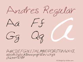 Andres Altsys Metamorphosis:4/25/95 {DfLp-URBC-66E7-7FBL-FXFA}图片样张