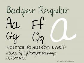 Badger Altsys Metamorphosis:4/17/95 {DfLp-URBC-66E7-7FBL-FXFA}图片样张