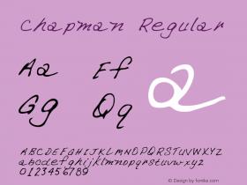 Chapman Altsys Metamorphosis:3/2/95 {DfLp-URBC-66E7-7FBL-FXFA}图片样张