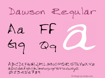 Dawson Altsys Metamorphosis:3/3/95 {DfLp-URBC-66E7-7FBL-FXFA}图片样张