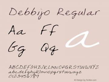 Debbijo Altsys Metamorphosis:4/25/95 {DfLp-URBC-66E7-7FBL-FXFA}图片样张